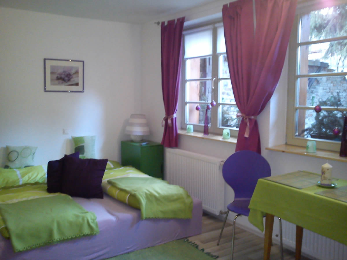 Lila Apartman
