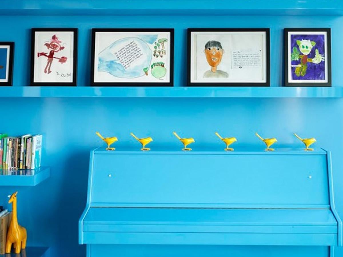 Blau Apartment